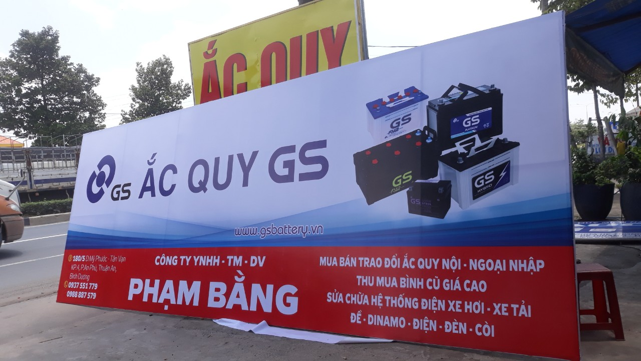 ẮC QUY THUẬN AN